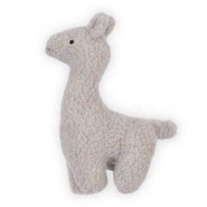 Jollein:Knuffel lama grey: S