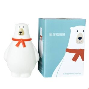 REX: Nachtlamp Bob The Polar Bear