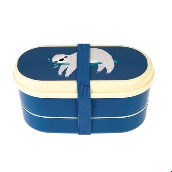 REX: Bento box Luiaard