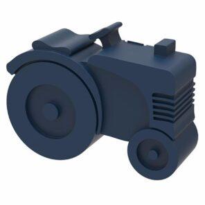 Blafre: Lunchbox Tractor: Dark Blue