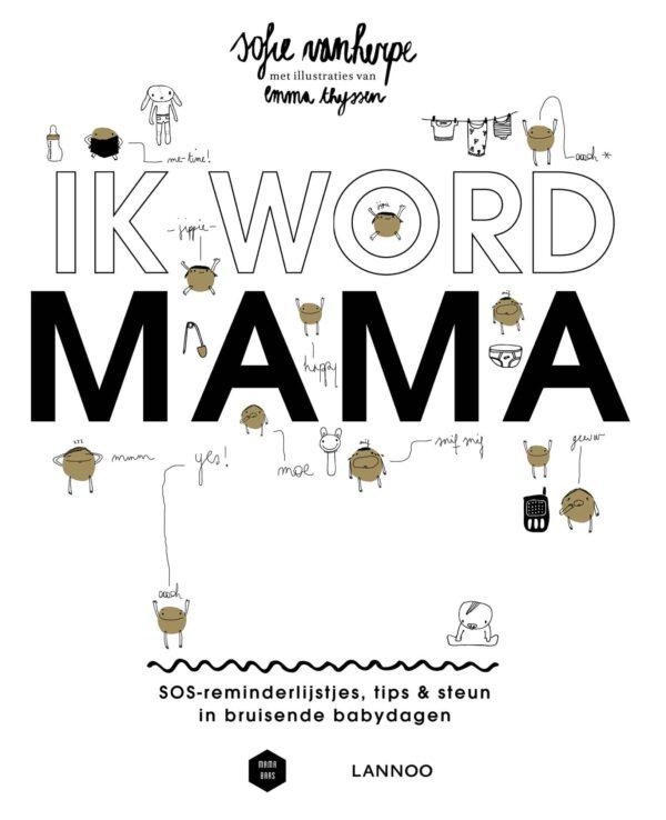 """Lannoo: Mama Baas""""Ik word mama"""""""