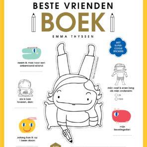 Lannoo: Mama Baas:Mijn beste vriendenboek