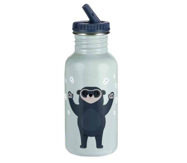 Blafre: Steel Bottle 500ml Beer Light Blue