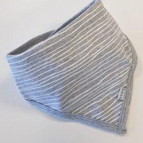 BESS: Bib pinstripe White