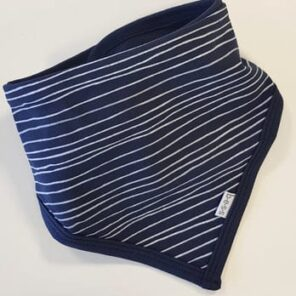 BESS: Bib blue stripes