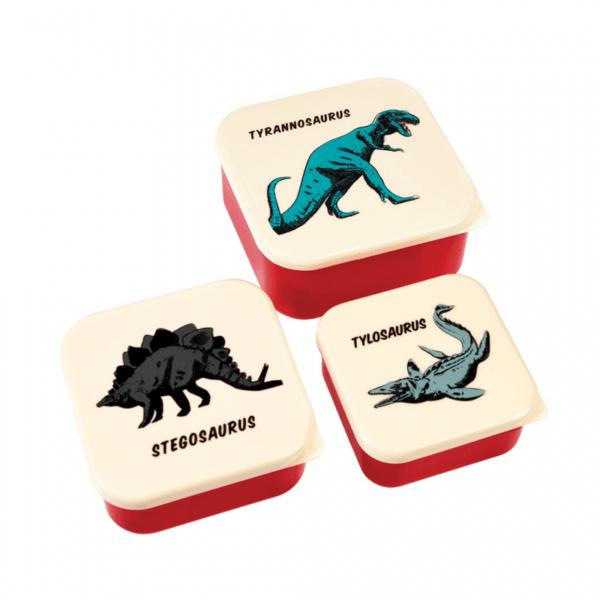 REX: Snackdoosjes Prehistoric Land
