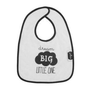 """Jollein:Slab badstof """"Dream big little one"""""""