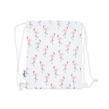 Jollein:Rugzakje Flamingo
