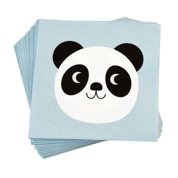 REX: servietten Miko The Panda