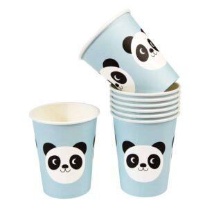 REX: kartonnen bekers: Miko The Panda