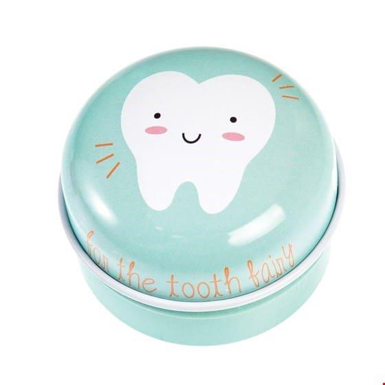 REX: Tin Tooth Fairy blue