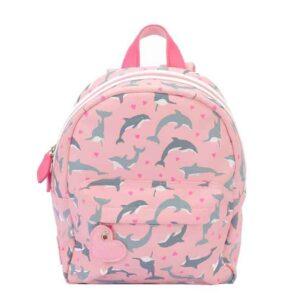 ZEBRA: Rugzak: Small Dolphins
