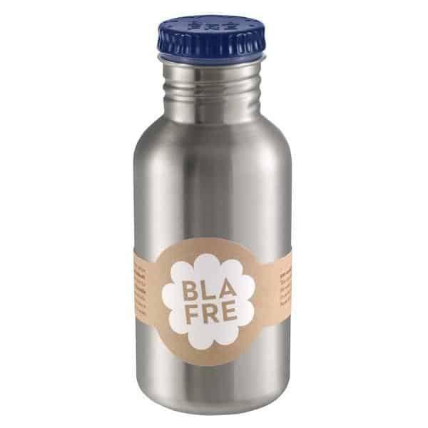 Blafre: Steel Bottle 500ml Dark blue