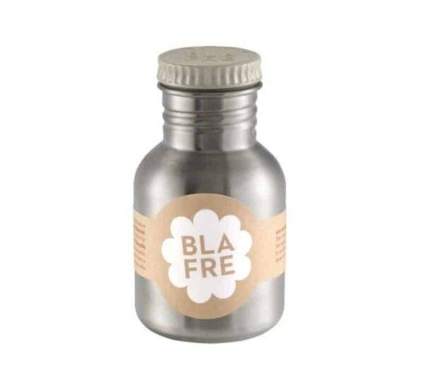 Blafre: Steel Bottle 300ml grey