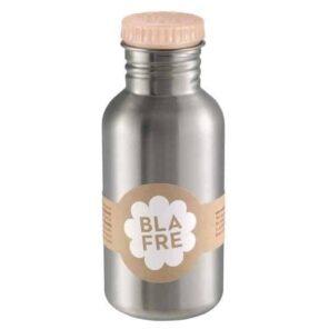 Blafre: Steel Bottle 500ml Peach