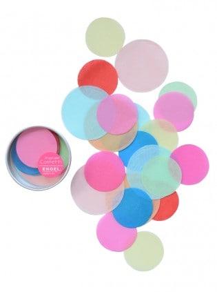 Confetti multi color