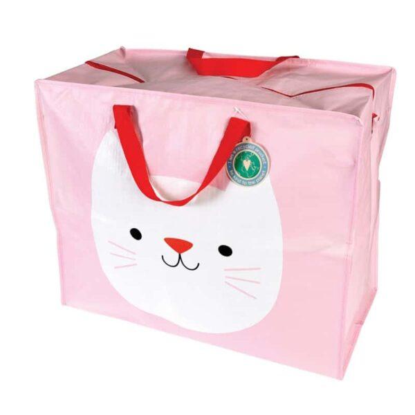 REX: Jumbo Bag: Cookie The Cat