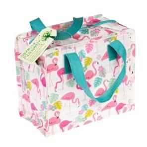 REX:Klein tasje flamingo