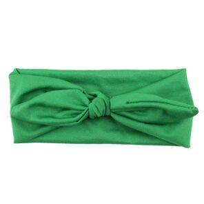 Haarband stik Groen