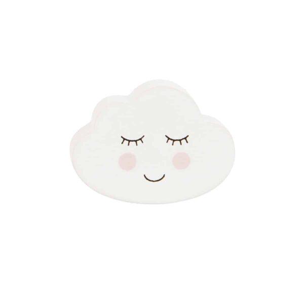 Sass & Belle:Sweet Dreams Smiling Cloud Drawer Knob