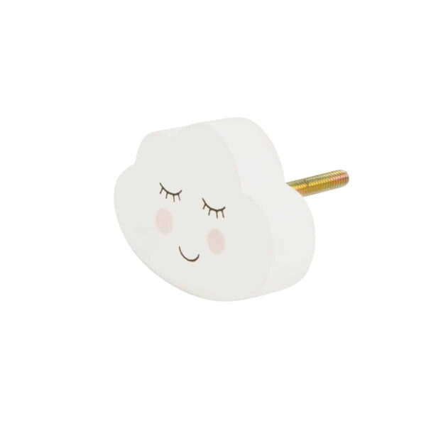 Sass & Belle:Sweet Dreams Smiling Cloud Drawer Knob