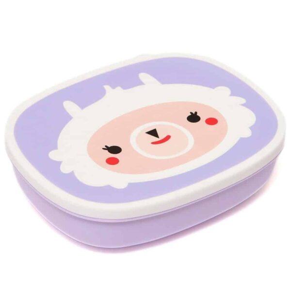 Petit Monkey: lunchbox Alpaca