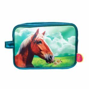 De Kunstboer:Toilettas Horse