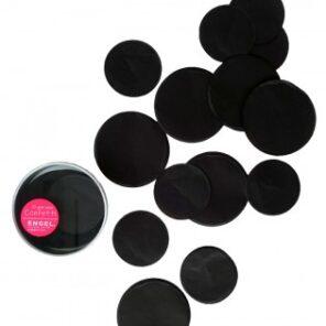 Confetti black