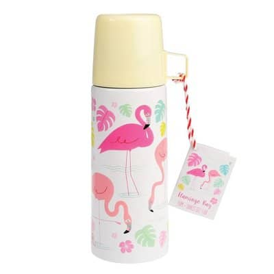 Rex: Thermos Flamingo Bay