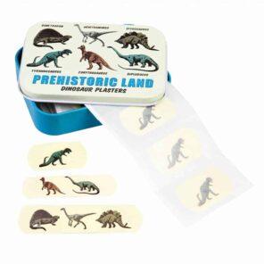 REX: plijsters prehistoric land
